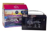 Leoch ADVENTURER LAGM-120 -  AGM Deep Cycle Leisure Battery